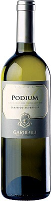 Verdicchio Podium (Garofoli) - The Top 100 Wine of the Year